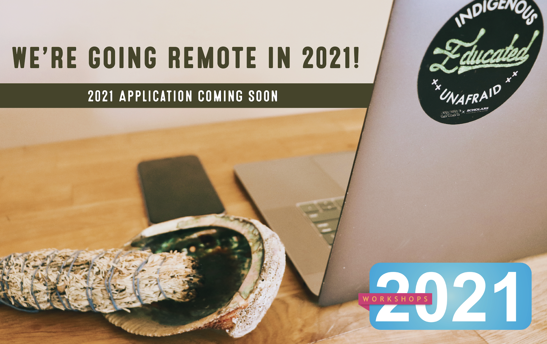 College Horizons - We're Going Remote in 2021!
